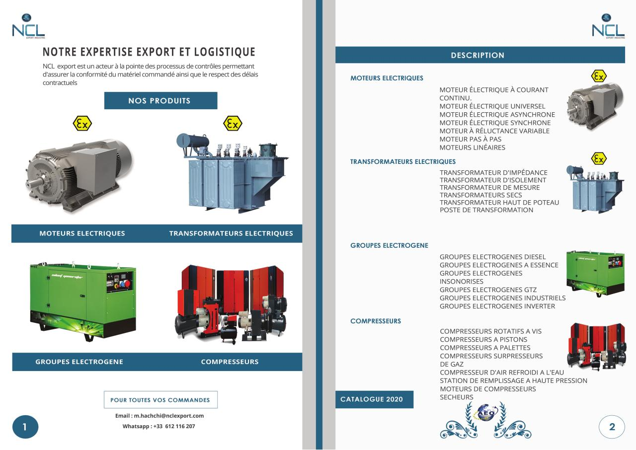 CATALOGUE NCLEXPORT INDUSTRIE V2020.pdf - page 3/7